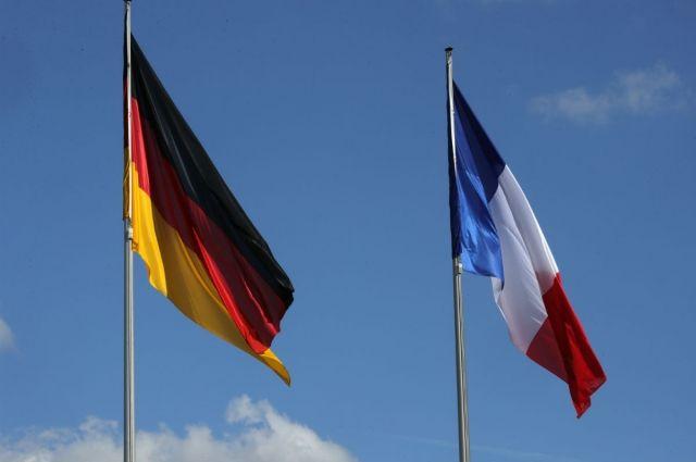 Германия и Франция отказались поддержать Украину с помощью морских маневров