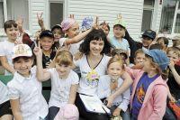 Детский лагерь соберет ребят со всего региона