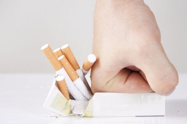 Тюменцам помогут справится с табачной зависимости
