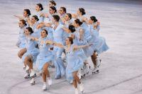 Российская команда «Татарстан» заворожила зрителей короткой программой