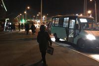 Инцидент произошел поздно вечером 6 марта на остановке в селе Каменка.
