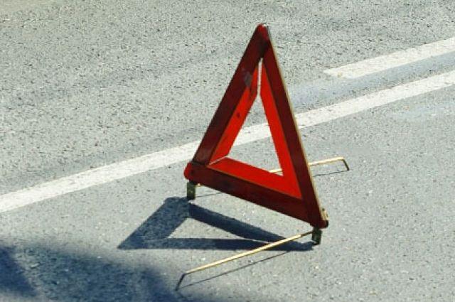 Дорожное происшествие произошло на перекрестке улиц Ленина и Робеспьера