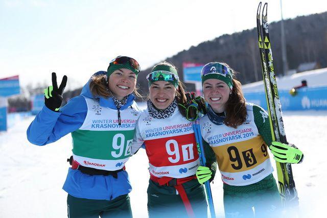 Российские лыжницы бегают лучше всех