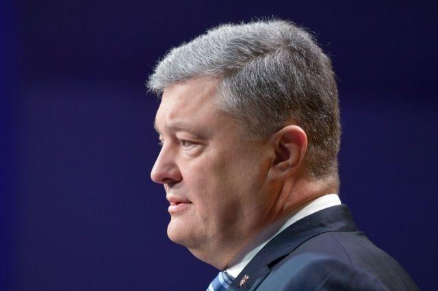 Порошенко заявил, что Украина освободилась от «культурной оккупации»