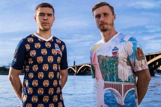 Красноярские футболисты - первые на вылет из Премьер-лиги.