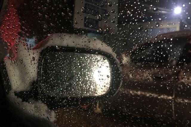 В Тюмени 11 марта ожидают первый дождь