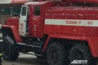 В Пономаревке на пожаре спасена 83-летняя пенсионерка