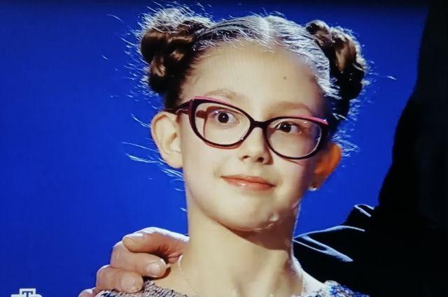 Валерия стала участником третьего сезона международного детского вокального конкурса «Ты супер!» на НТВ.