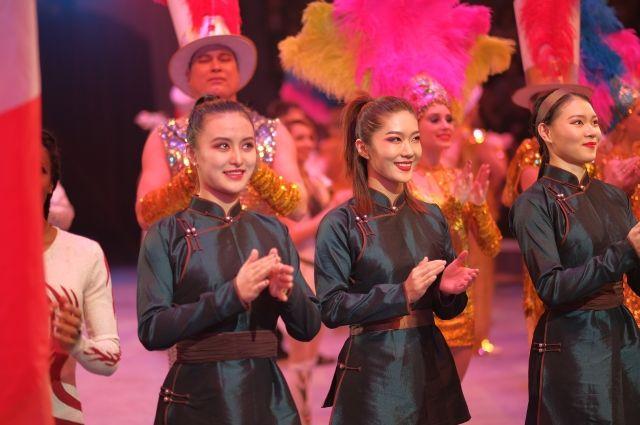 Международный фестиваль циркового искусства завершил свою работу в минувшие выходные.