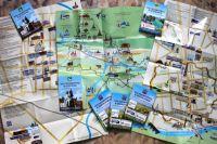 В Оренбуржье появились туристические карты с достопримечательностями