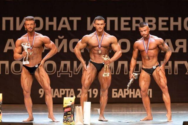 Первенство и открытый чемпионат Алтайского края по бодибилдингу