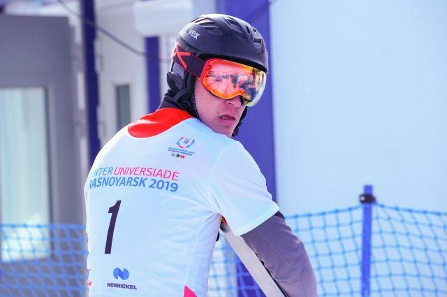 На Универсиаде Логинов остался без медали.