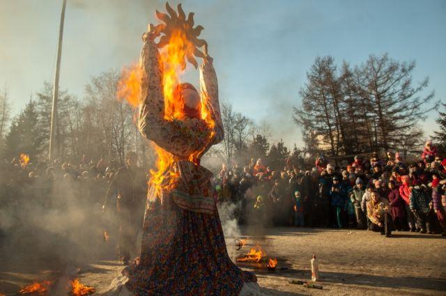 Ожоги на Масленице: полицейские проводят проверку в Орске