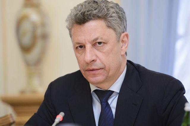 Бойко назвал первый шаг к мирному урегулированию на Донбассе