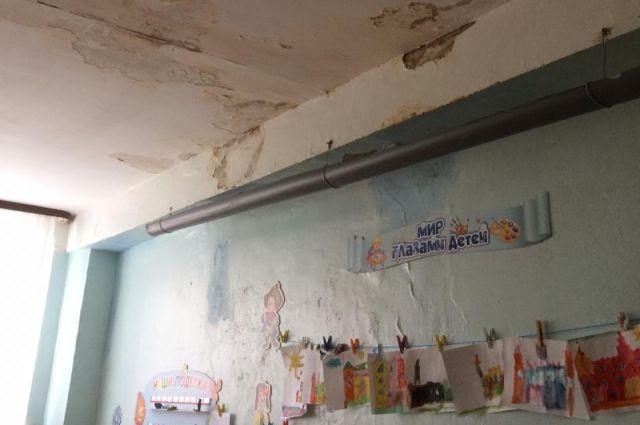 В Оренбурге двухэтажное здание 80-х годов ни разу не вставало на капитальный ремонт.