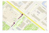На улицах Орджоникидзе и Клары Цеткин ограничат остановку и стоянку машин