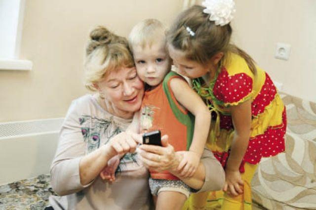 В правительстве ввели новый механизм начисления льготы семьям с детьми