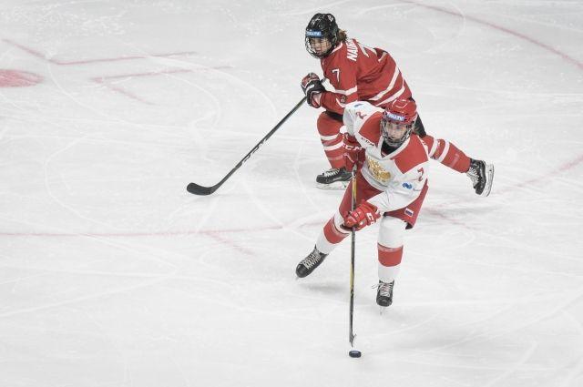Российские хоккеисты победители Студенческих игр.