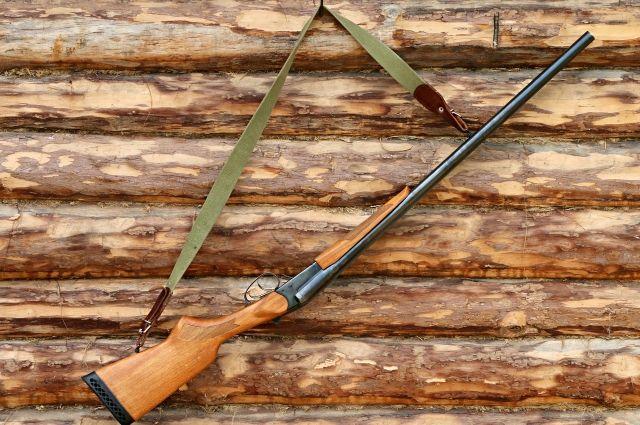 В Тюменском районе изъяли десять единиц гладкоствольного оружия
