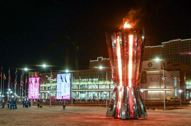 Зимняя Универсиада-2019 стартовала 2 марта.