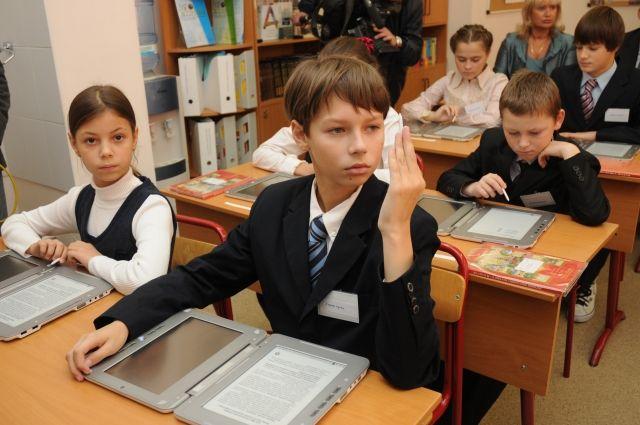Новое учебное заведение рассчитано на 400 учеников.