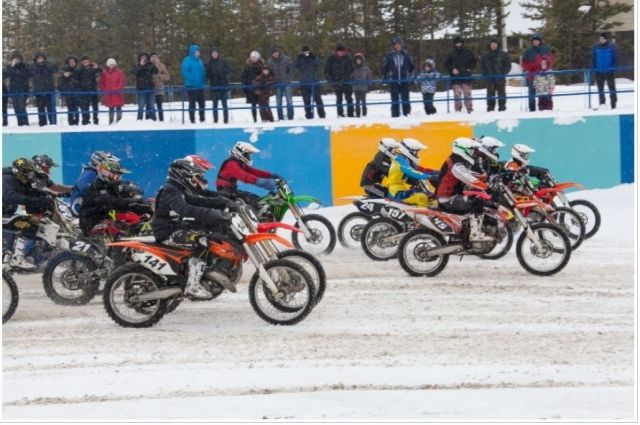 В Ноябрьске состоится мотокросс на Кубок ЯНАО