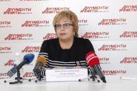 Нина Астраханцева.