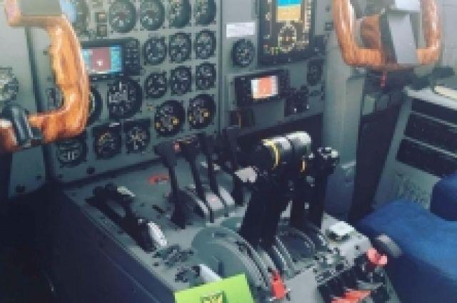 В Оренбурге за долги арестовано и выставлено на продажу 10 вертолетов.