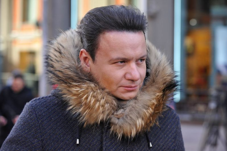 Александр Олешко.