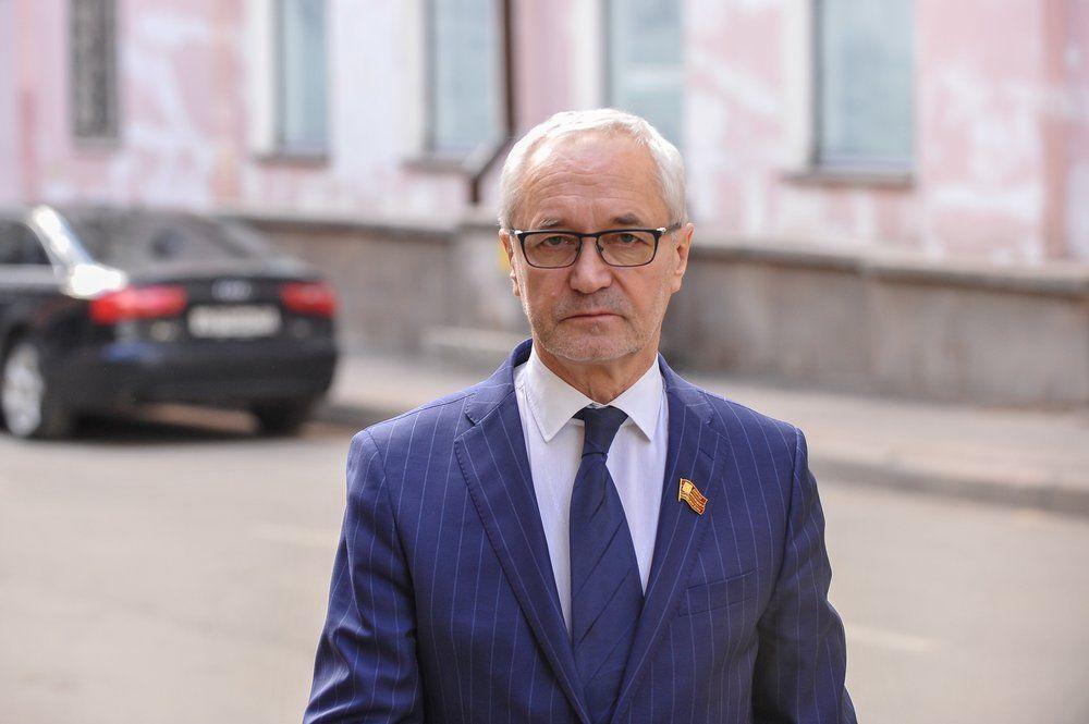 Евгений Герасимов.