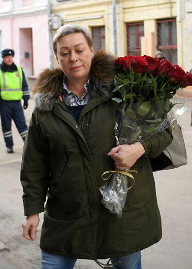 Мария Аронова.