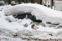 За первые дни весеннего месяца в столице Удмуртии выпала месячная норма осадков.