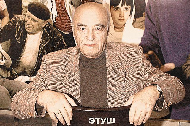 У Владимира Этуша даже отрицательные герои получались симпатичными.