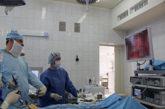 Новоуренгойские врачи освоили оборудование мирового класса