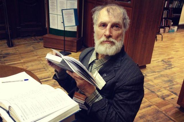 Вячеслав Раснер прожил на улице почти 9 лет.