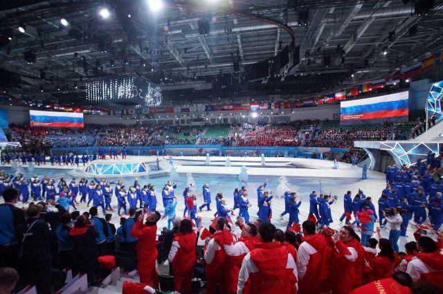 Российская сборная завоевала больше сотни медалей.