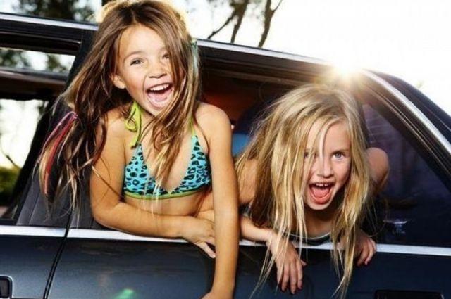Штрафы водителям: как изменятся правила перевозки детей