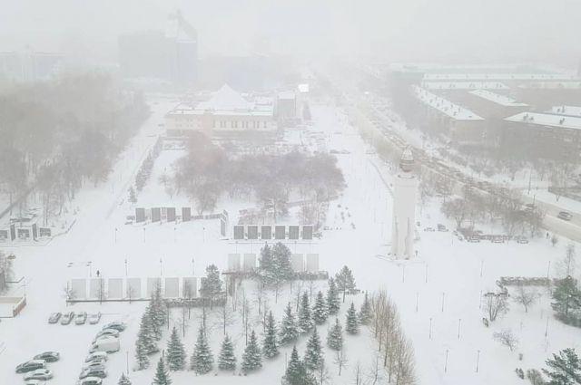 Тюменских водителей предупреждают о неблагоприятной погоде 13-15 марта