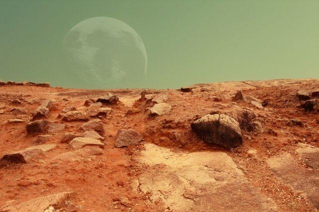 Когда ещё увидишь Марс?