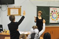 Аккредитация - это оценка школе за качество знаний у детей.