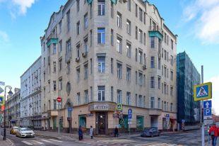 Дом с аптекой на Малой Бронной в Москве признали памятником