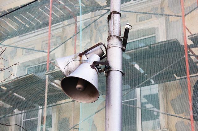 Жители Ижевска 20 марта услышат сигналы сирены.