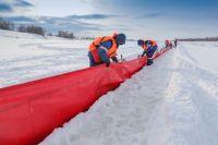 АО «Транснефть-Сибирь» провели учения на реке Иртыш
