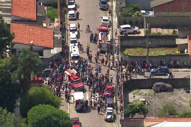 СМИ: 8 человек погибли в результате стрельбы в школе Сан-Паулу