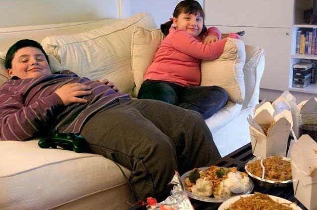 Бедная «пампушка». Как помочь своему ребенку похудеть