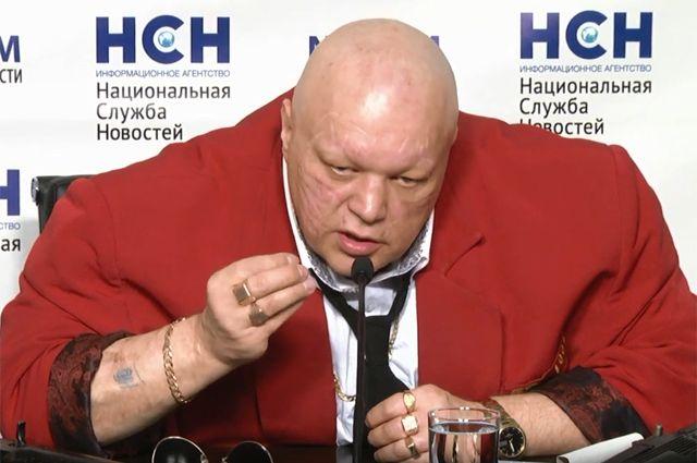 Стас Барецкий презентует фильм «Брат-3».