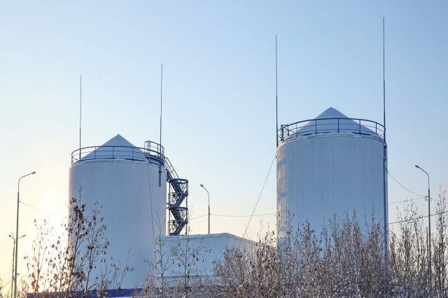 В селах Тазовского района завершается строительство водоочистных сооружений