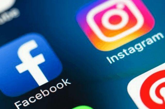 В Facebook и Instagram произошел глобальный сбой: в эпицентр попала Украина