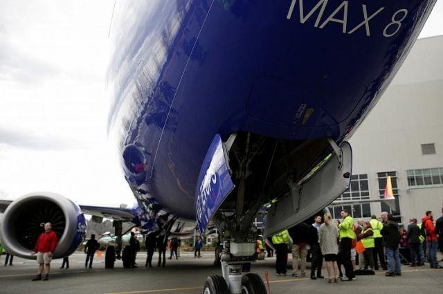Госавиаслужба Украины запретила летать на Boeing 737 MAX