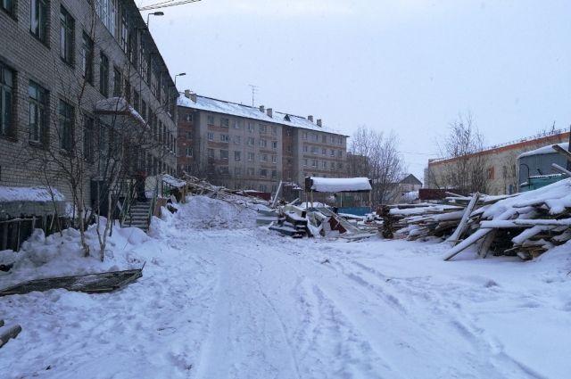 В Лабытнанги продолжается капремонт детского сада «Катюша»
